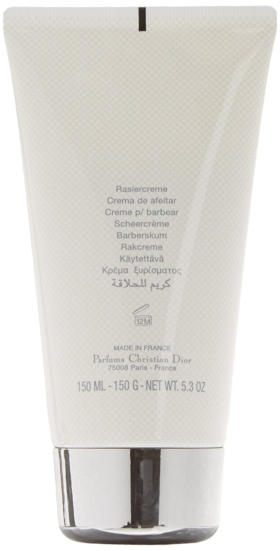 Bare ut Amazon.com: Christian Dior Eau Sauvage Lather Shaving Cream CS-49