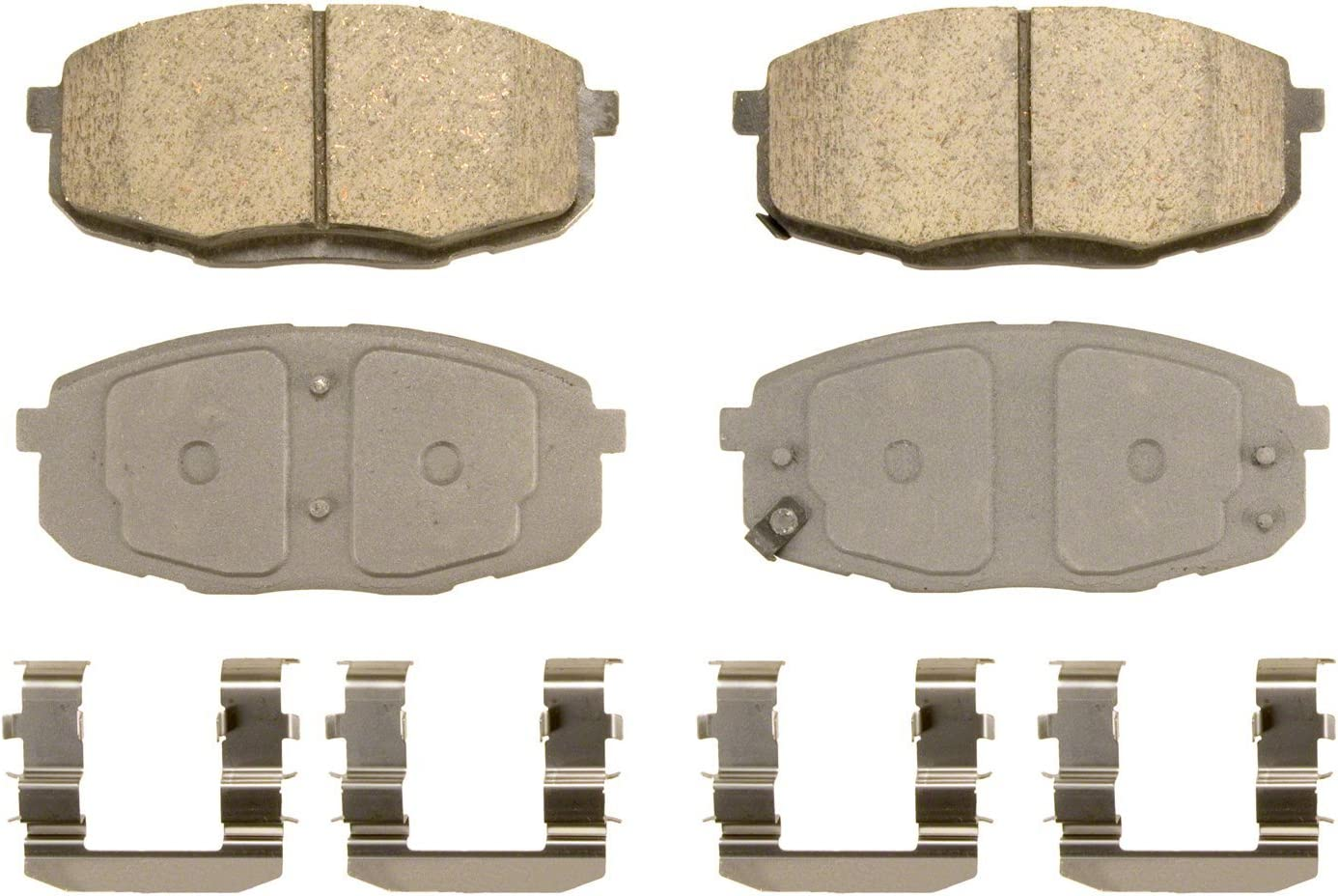 Wagner QC1602 Disc Brake Pad Set