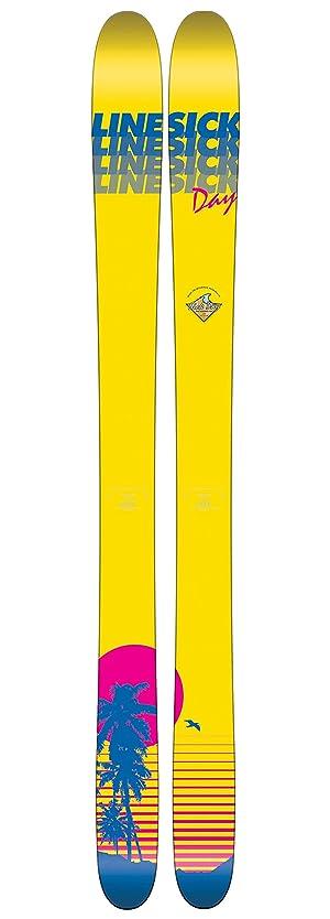 Line Mens Sick Day 110 Skis 186