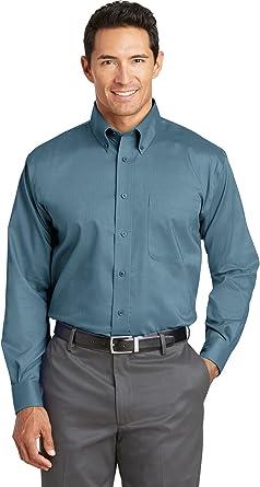 Red House® - Nailhead Non-Iron Shirt. RH37 Teal Blue S: Amazon.es: Hogar