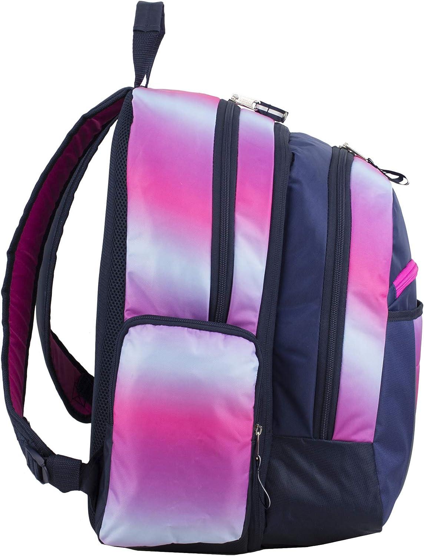 Blue School Bag EASTSPORT Expandable Titan Pink Backpack