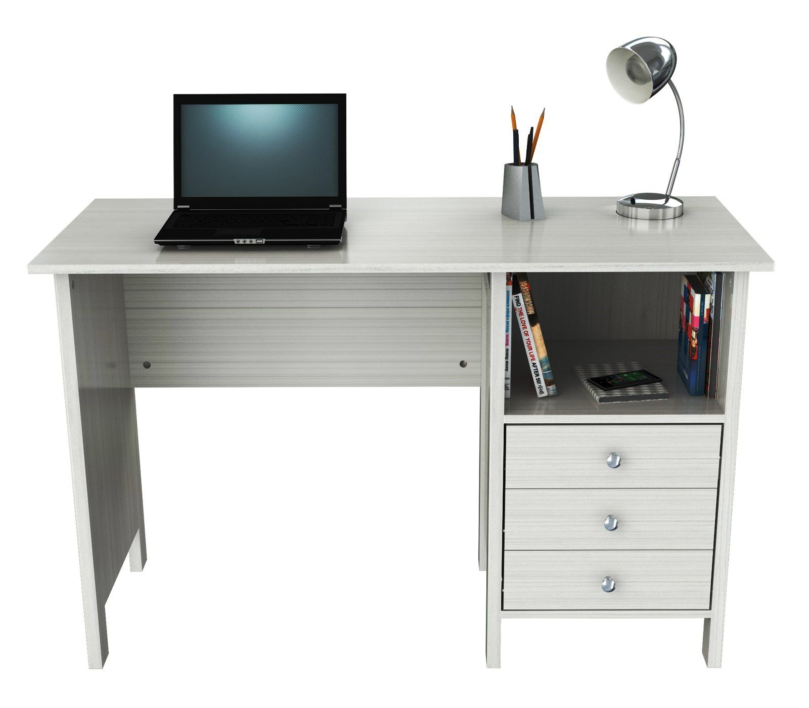 Inval ES 3303 Laura Collection Computer Desk by Inval America (Image #1)