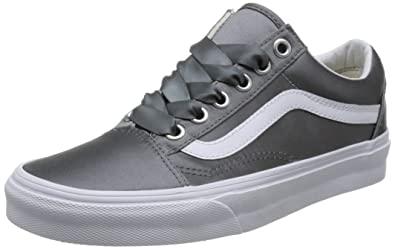 bf43f1d6492cd4 Vans Women s Old Skool Trainers  Amazon.co.uk  Shoes   Bags