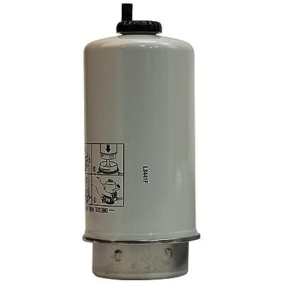 Luber-finer L3441F-6PK Heavy Duty Fuel Filter, 6 Pack: Automotive [5Bkhe1501533]