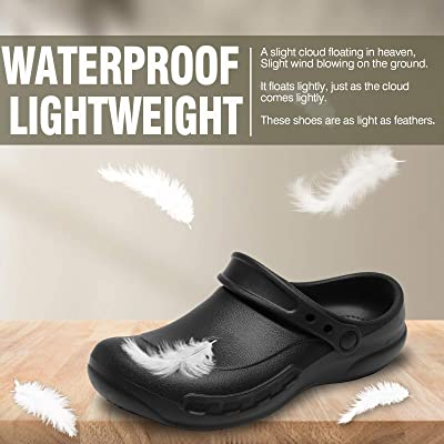Buy Fuloris Men S Oil Resistant Shoes Chef Sneaker Clogs Nursing Clogs Shoes For Men Kitchen Shoes For Men Waterproof Chef Work Shoes Online In Slovakia B08q2v3r68