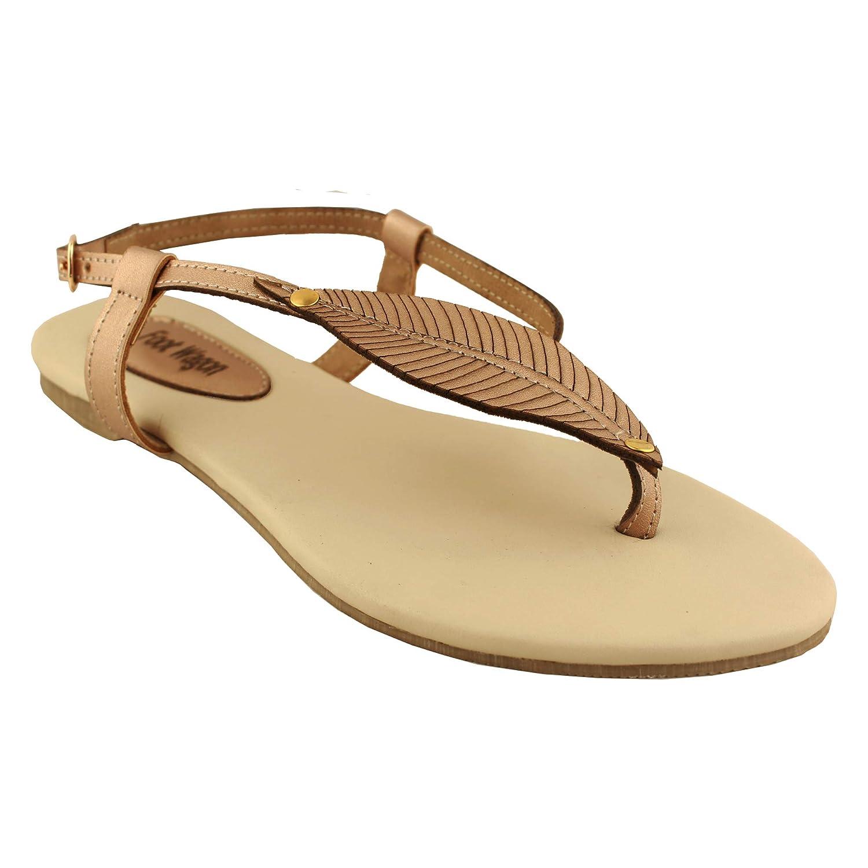 7a52a551220 Rose gold flats cream ladies sandal beige sandal women flats jpg 1500x1500 Ladies  gold flats