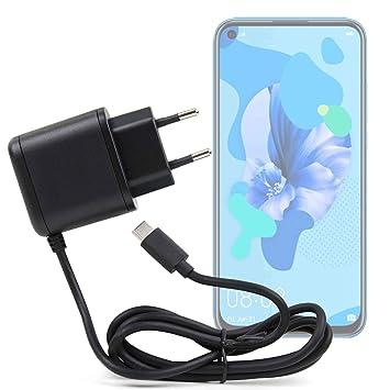 DURAGADGET Cargador de Pared USB C Compatible con Smartphone ...