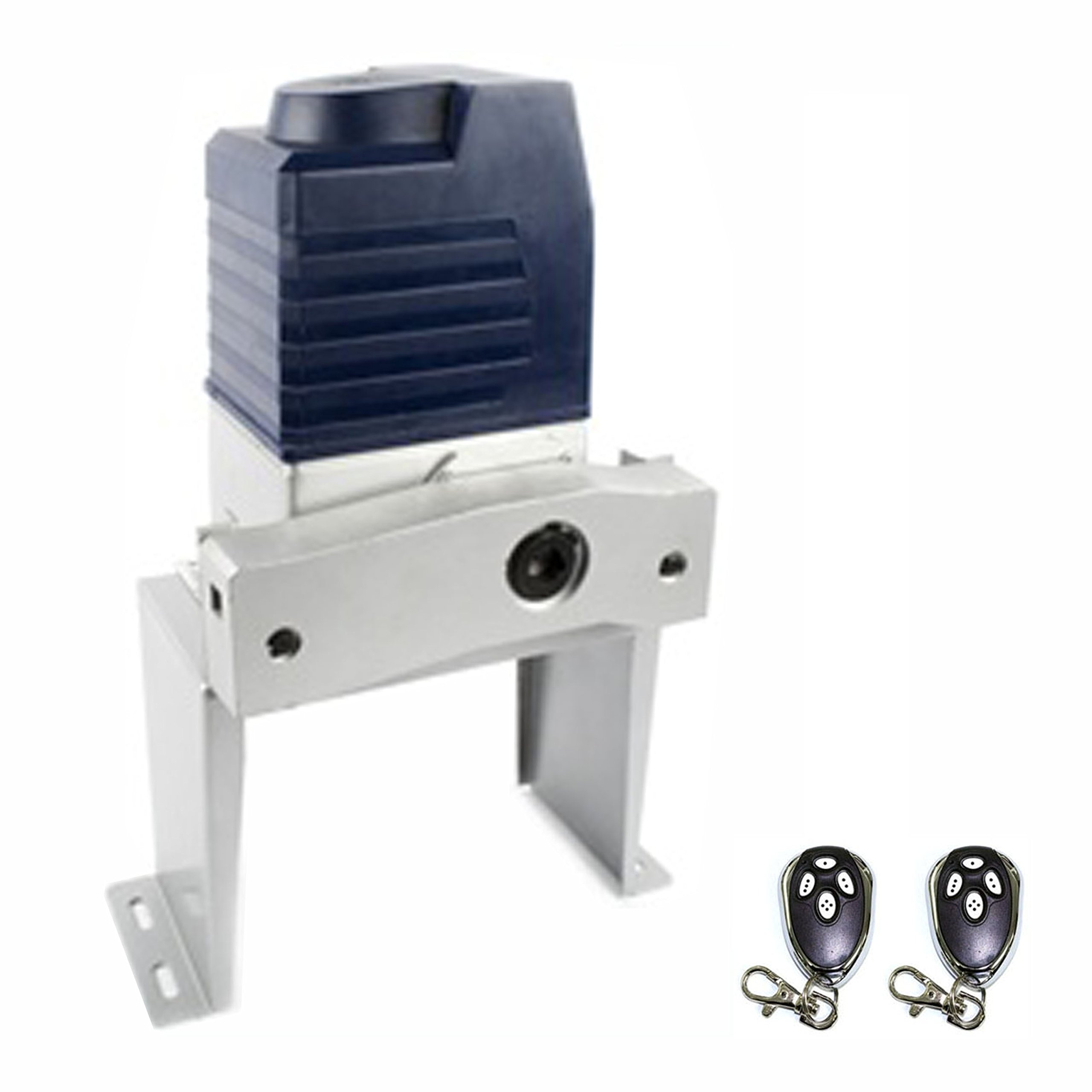 ALEKO AC2000 Sliding Gate Opener Operator for Sliding Gates Up to 60 Feet Long and 2000 Pounds