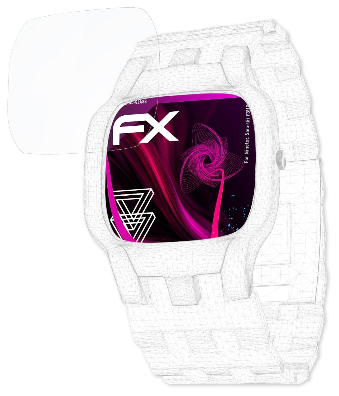 NINETEC TabNT01 - SmartFit f3hr Cristal Pantalla - atFoliX híbrido ...