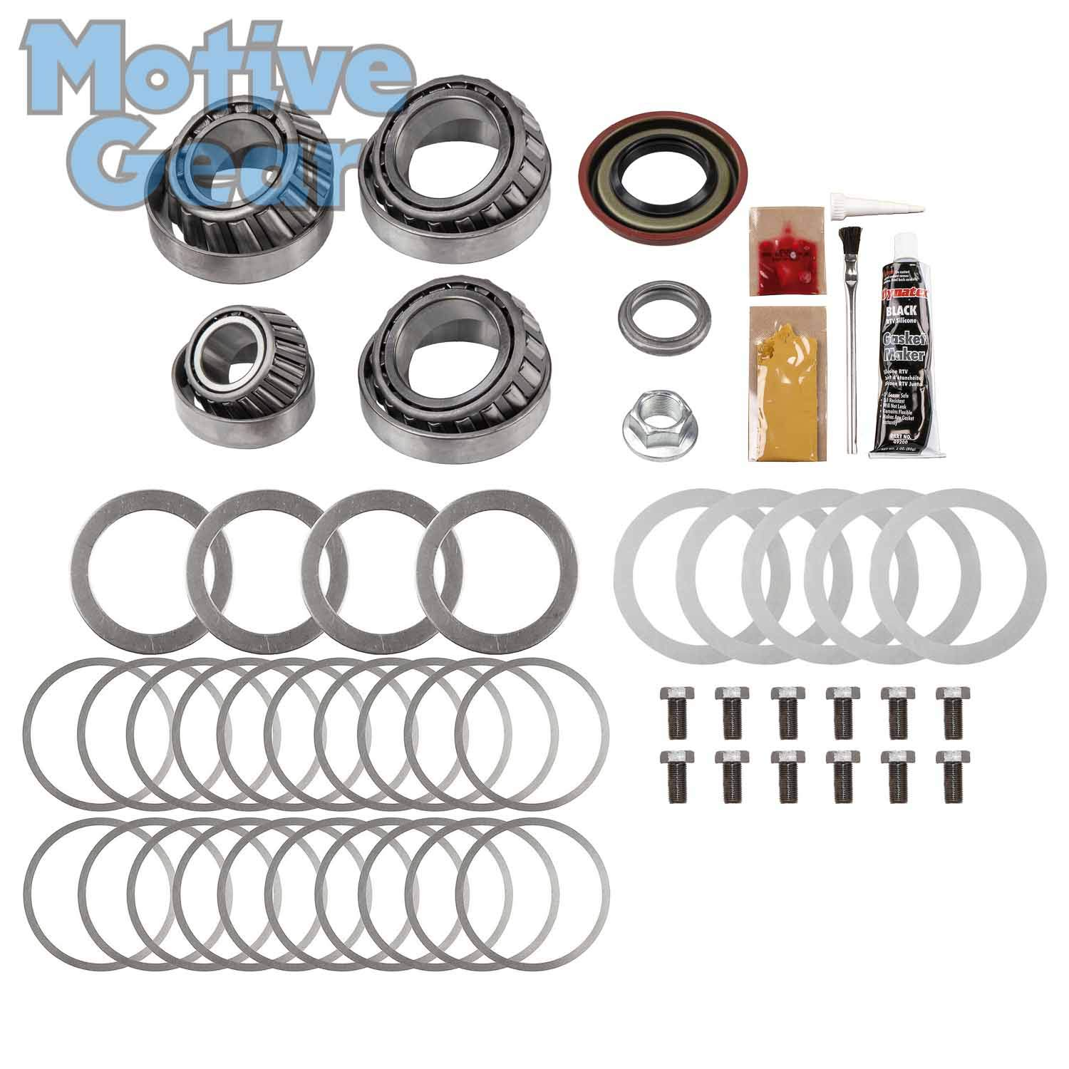 MK Ford 10.5 08-10 Motive Gear R10.5FRLMK Light Duty Koyo Bearing Kit