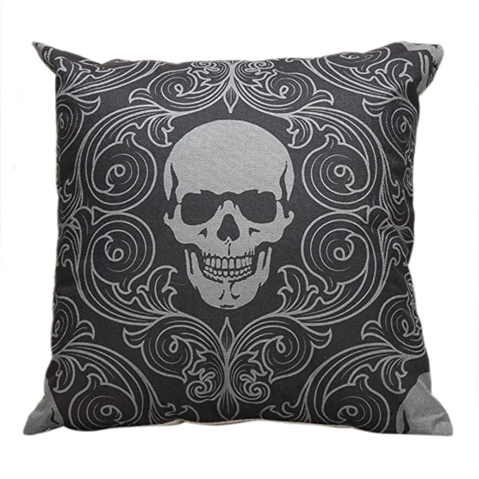 Amazon.com: Caliente. Halloween funda de almohada de 45 x 45 ...