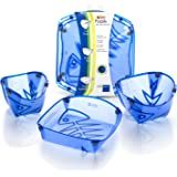'Fozzils Solo Pack (Cup, Bowl, Dish) - New Blue