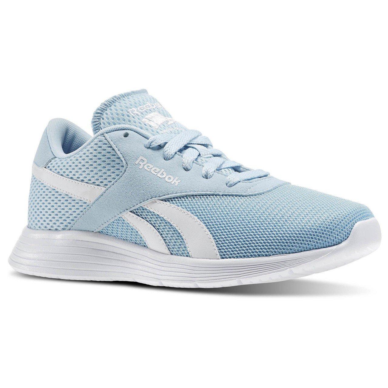 Reebok Royal EC Ride, Chaussures de Sport Femme, Azul/Blanco (Zee Blue/White), 41 EU