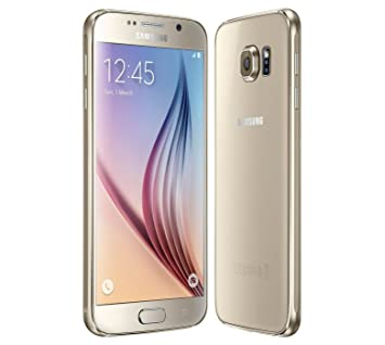 Samsung Galaxy S6 SM-G920F - Smartphone de 32GB, 16MP cámara ...