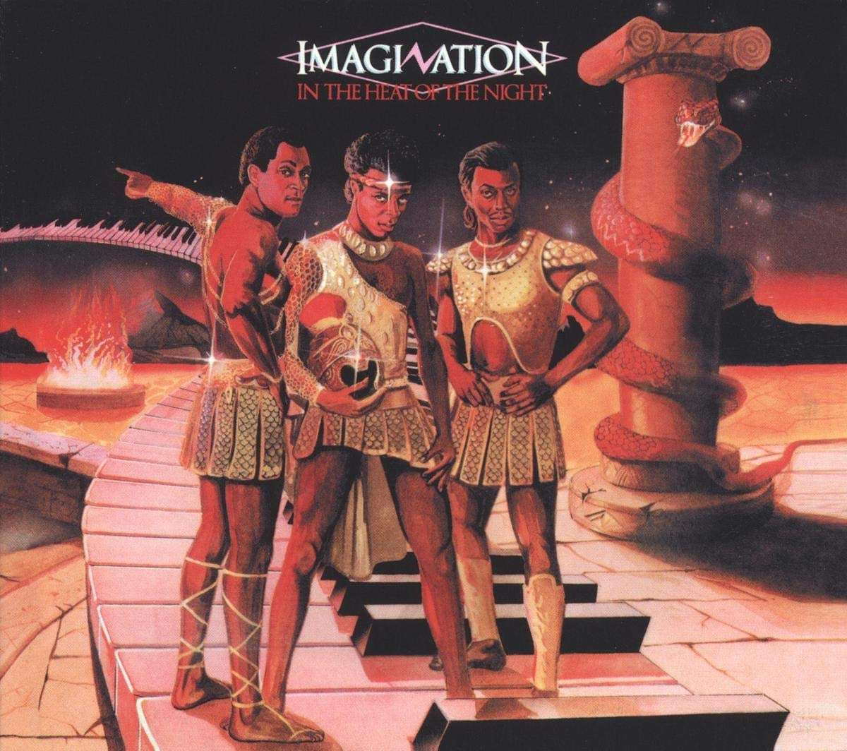 Imagination - In The Heat of the Night LP