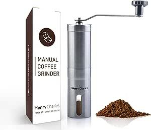 Henry Charles Coffee Grinder Manual