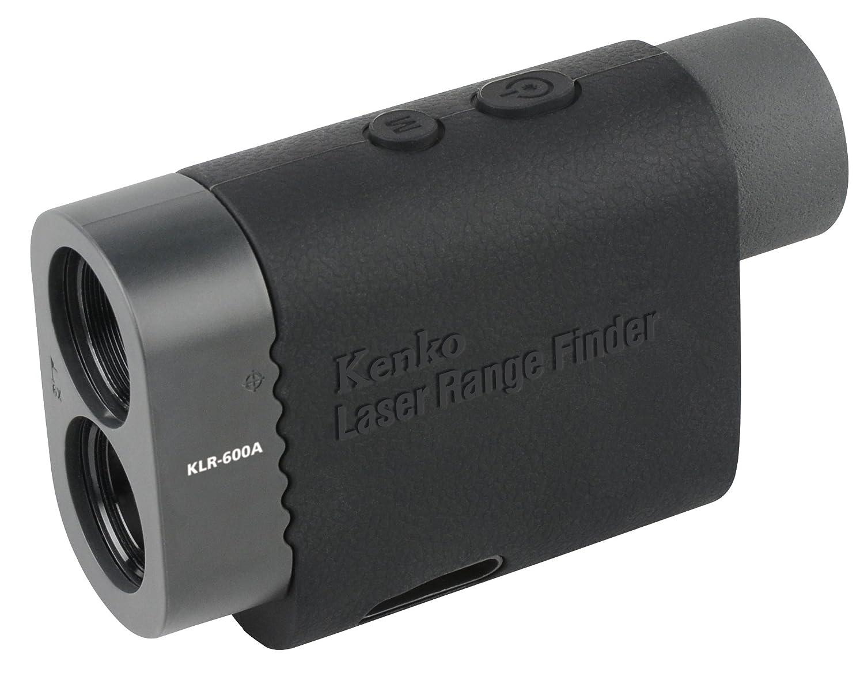 Kenko ゴルフ用レーザー距離計 KLR-600A 6倍 21口径 角度計測機能付 IP54防塵防水 CR2電池使用   B07BYJT4CJ