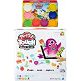 Play-Doh Touch Shape To Life Studio + Play-Doh Rainbow Starter Pack Bundle