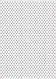 Darice Embossing Folder Cartella per Goffratura Mascherina Pois, Plastica, Trasparente, 29.7x21x0.3 cm
