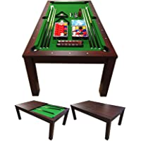 POOL TABLE 7FT Model MISSISIPI Snooker Full Accessories 7FT BECOME A BEAUTIFUL TABLE !! COVERAGE PLAN INCLUDED IN THE PRICE !!