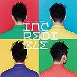 ジュンス (シア) 2集 - Incredible (韓国盤)