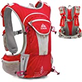 Triwonder Hydration Pack Backpack 12L Professional Outdoor Mochilas Trail Marathoner Gara da corsa Gara da idratazione