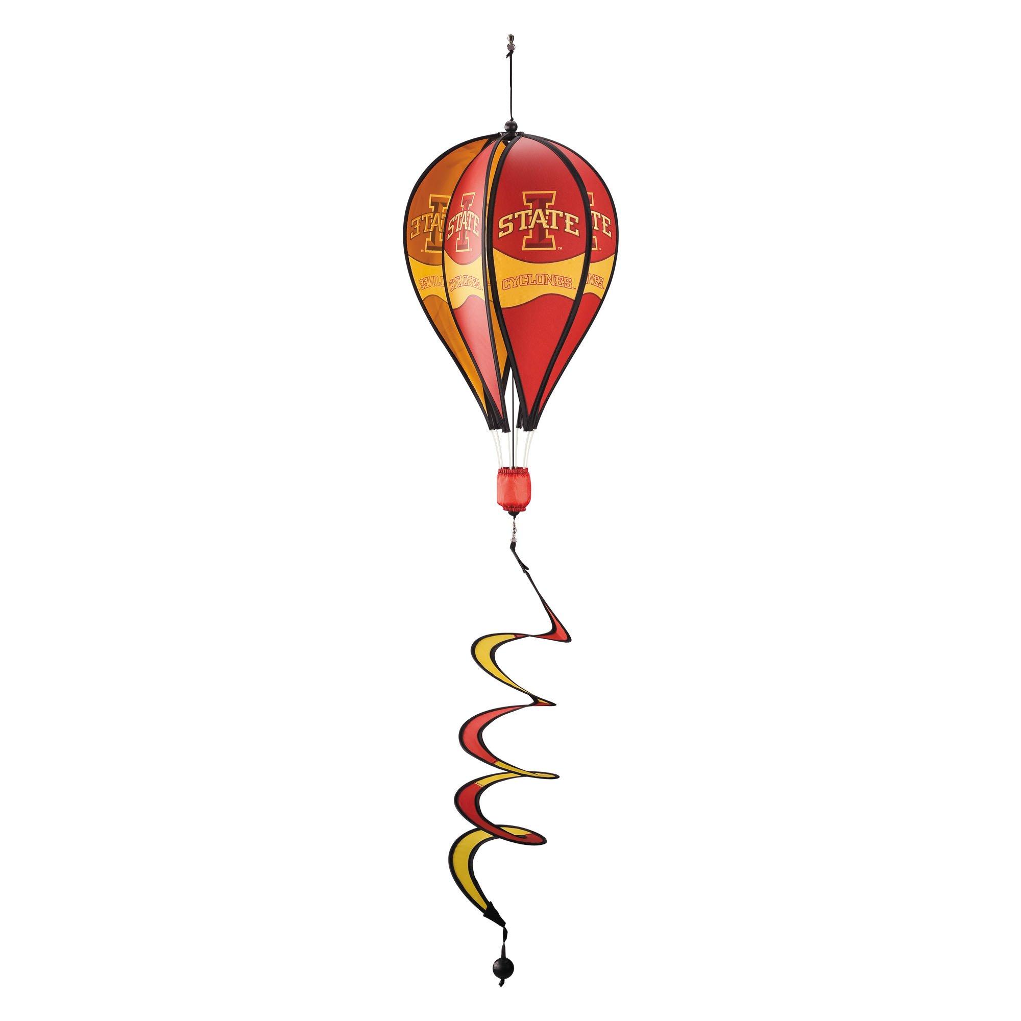 NCAA Iowa State Cyclones Hot Air Balloon Spinner