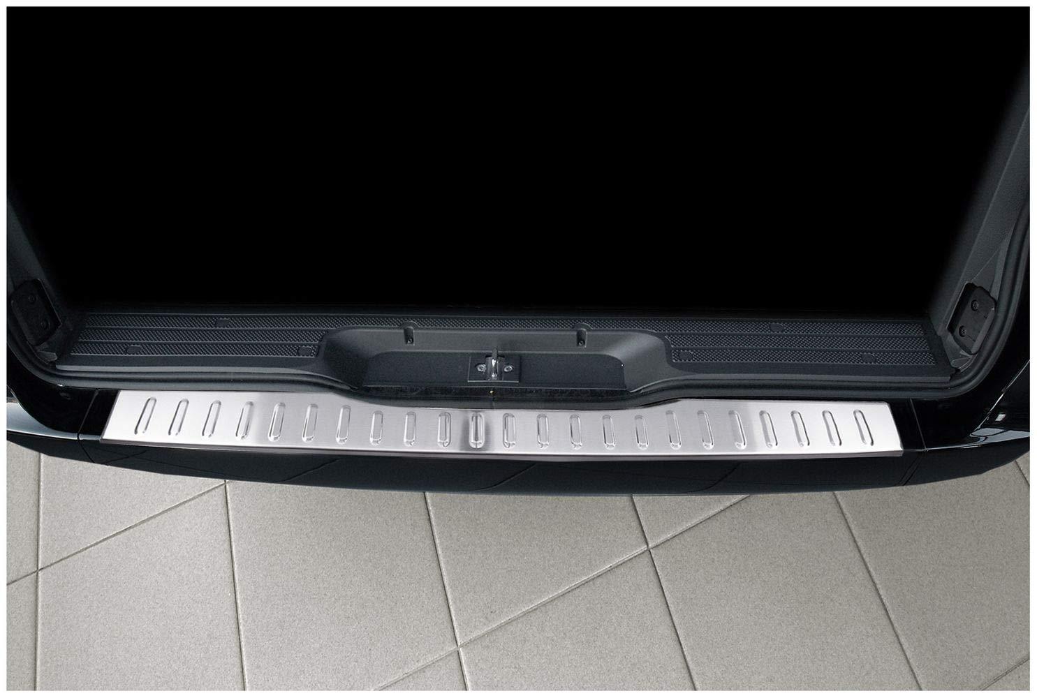 2003-2014 Viano Mercedes W639/Vito Molduras de acero inoxidable para ventanilla