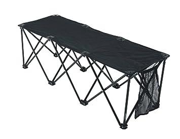 Cool Amazon Com Sportify 3 Seater Foldable Bench Options Of Creativecarmelina Interior Chair Design Creativecarmelinacom