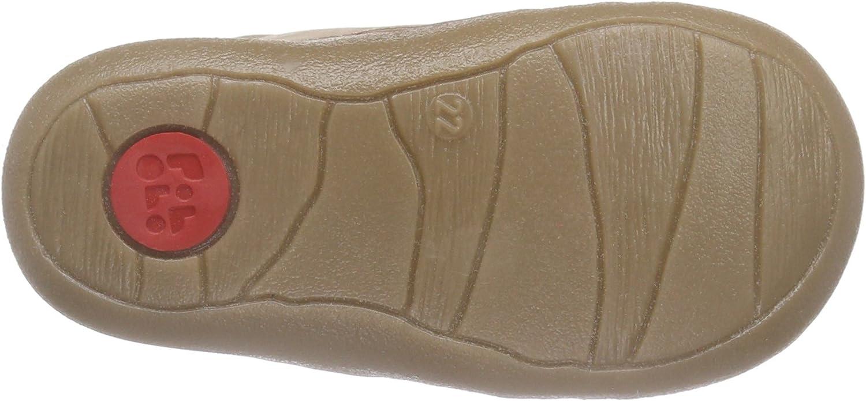 Chaussures Bateau Mixte Enfant Pololo Juan Wollfleece-futter