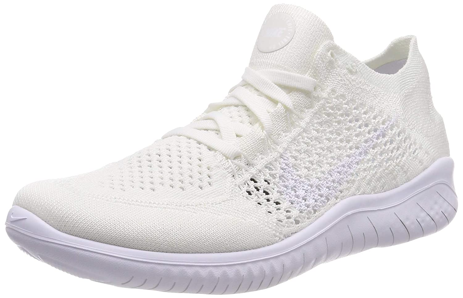 new products e93ed 42dc0 Nike WMNS Free Rn Flyknit 2018 Womens 942839-103 Size 7.5