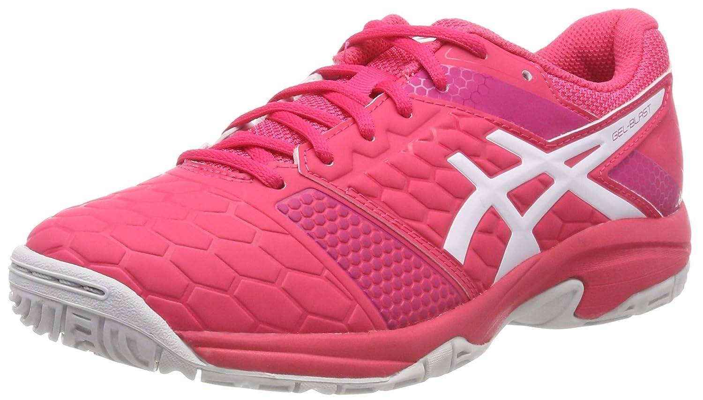 Rose (Pixel rose blanc 700) ASICS Gel-Blast 7 GS, Chaussures de Handball Mixte Enfant 39.5 EU