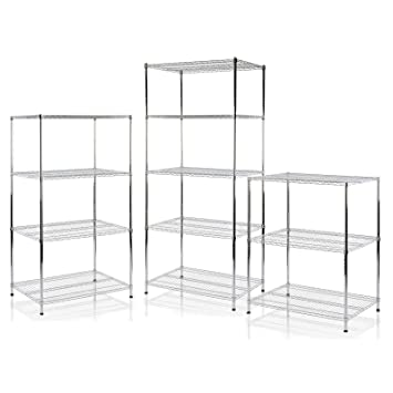 Attraktiv Casa Pura® Metallregal Everest | Dekoratives U0026 Robustes Schraubregal Für  Bad, Küche, Büro