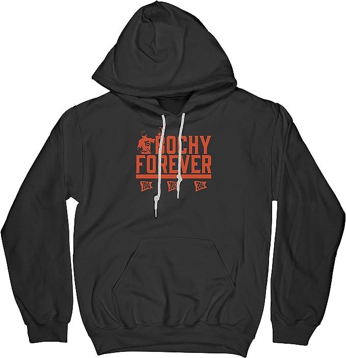 Men/'s Thank You Boch Bruce Bochy Forever Short SLeeve Black T-Shirt S-5XL