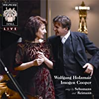 Songs by Schumann & Reimann