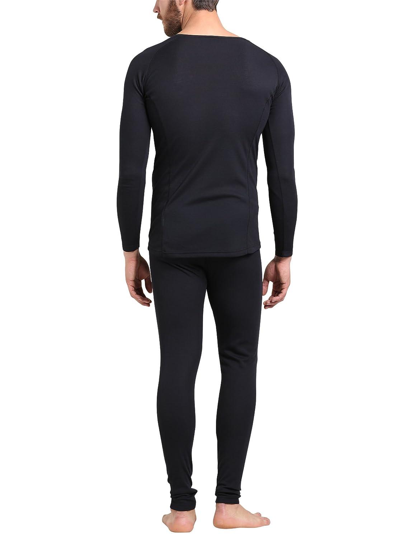 7b434c4e14b59 Ultrasport 1439-200-L Ensemble de sous-vêtements Homme, Noir, Large:  Amazon.fr: Sports et Loisirs