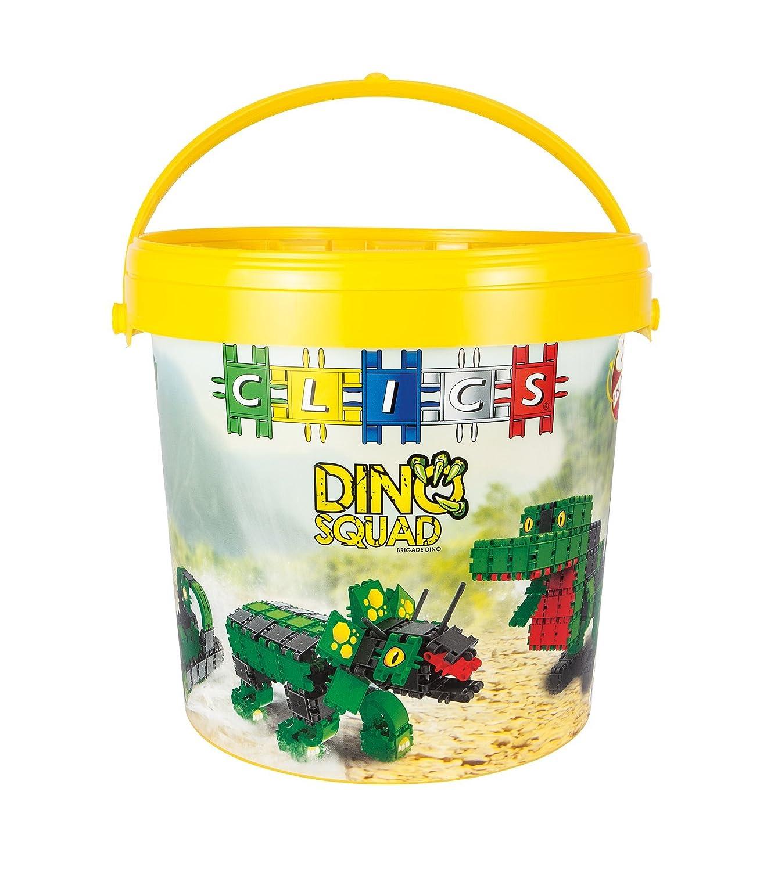 Clics CD001 - Dino Squad Drum 7 in 1