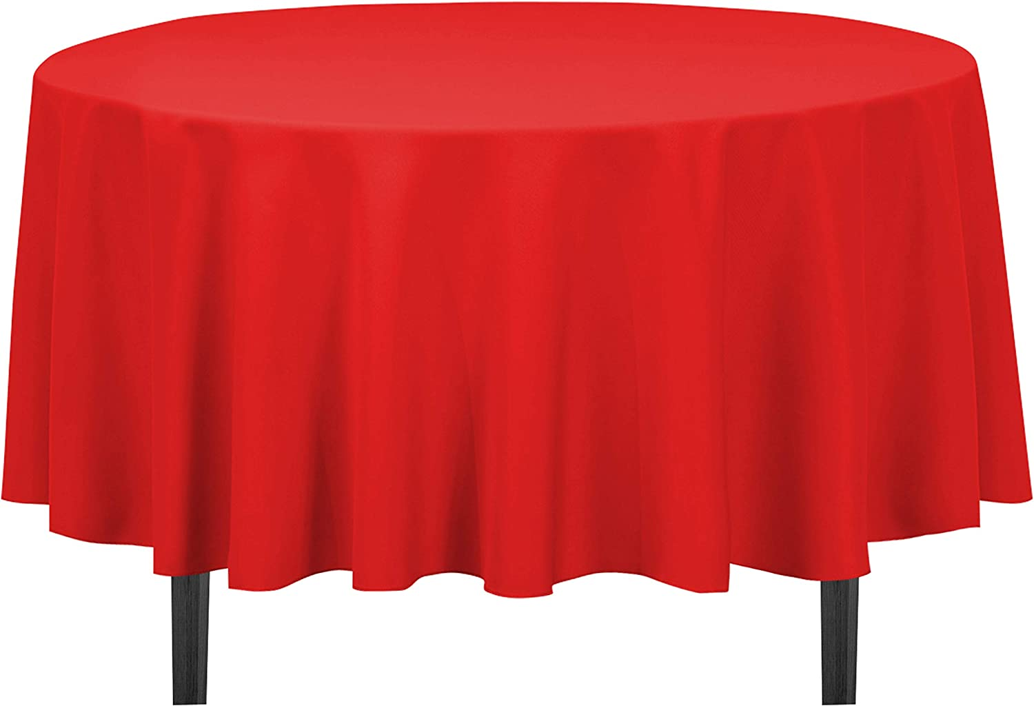 Red tablecloth 160 x 130 cm