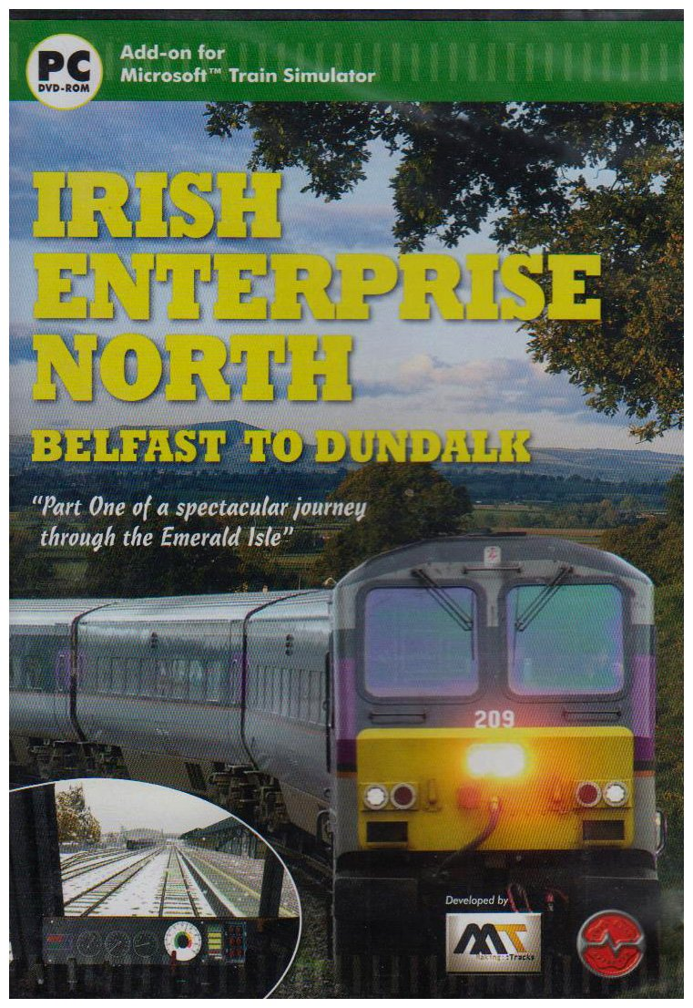 Irish Enterprise North: Belfast to Dundalk Add-On for MS