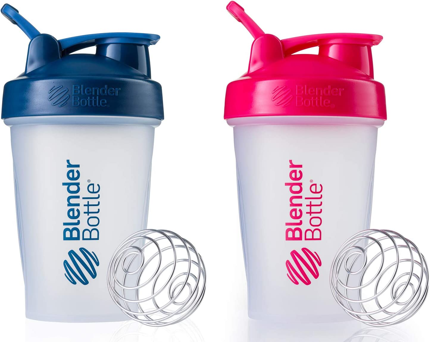 Blender Bottle 2 Pack