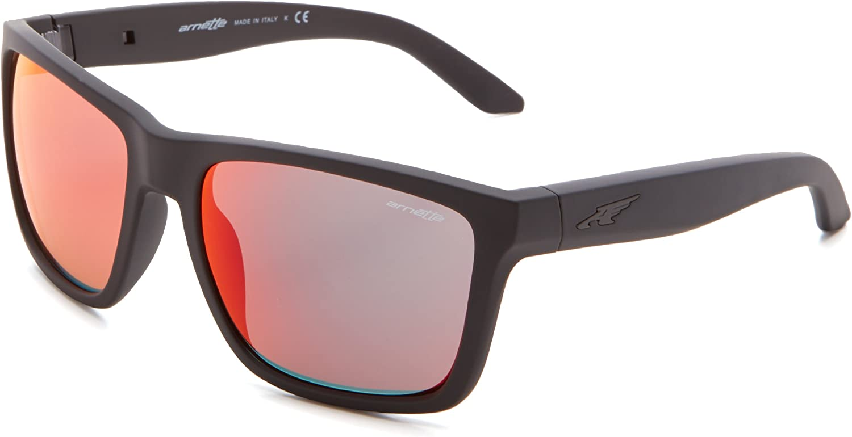 Arnette 0AN4177 447/6Q 59 gafas de sol, Negro difuminado, Unisex-Adulto