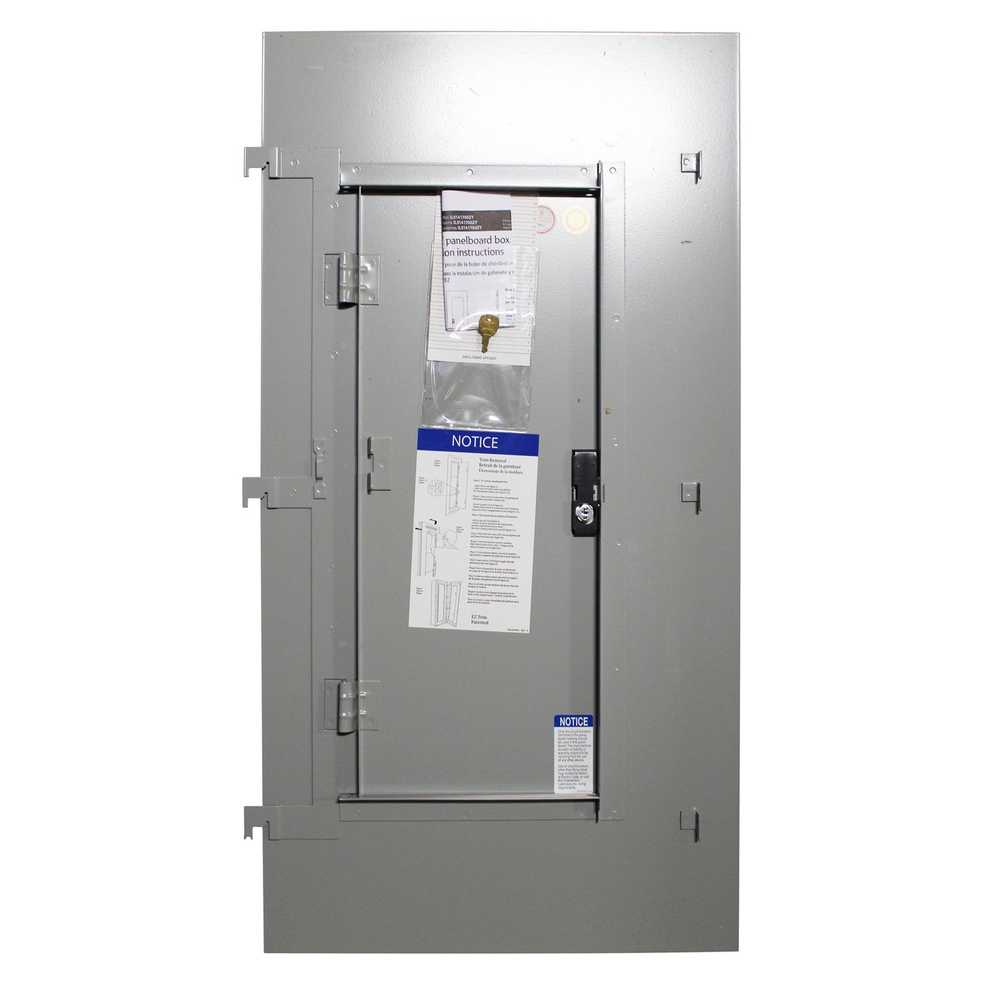 Eaton Cutler-Hammer EZT2036F Panel Board Flush Trim Kit / Door, 36'' X 20''