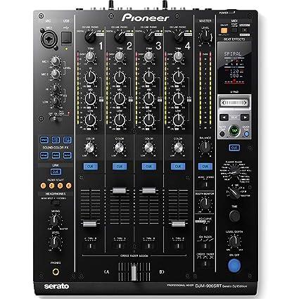Amazon.com: Pioneer Pro DJ djm-900srt mezclador DJ: Musical ...