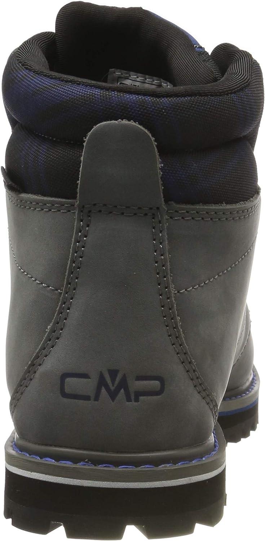 CMP Dorado, Stivali Combat Uomo Grafite U887