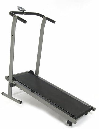 amazon com stamina inmotion manual treadmill pewter grey black rh amazon com Folding Manual Treadmill Manual Treadmill Under Desk