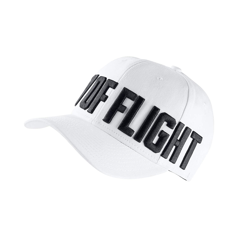 14d786217a Nike Cappello Cappellino Air Jordan Jumpman Classic99 Uomo Bianco  894675-100: Amazon.co.uk: Clothing