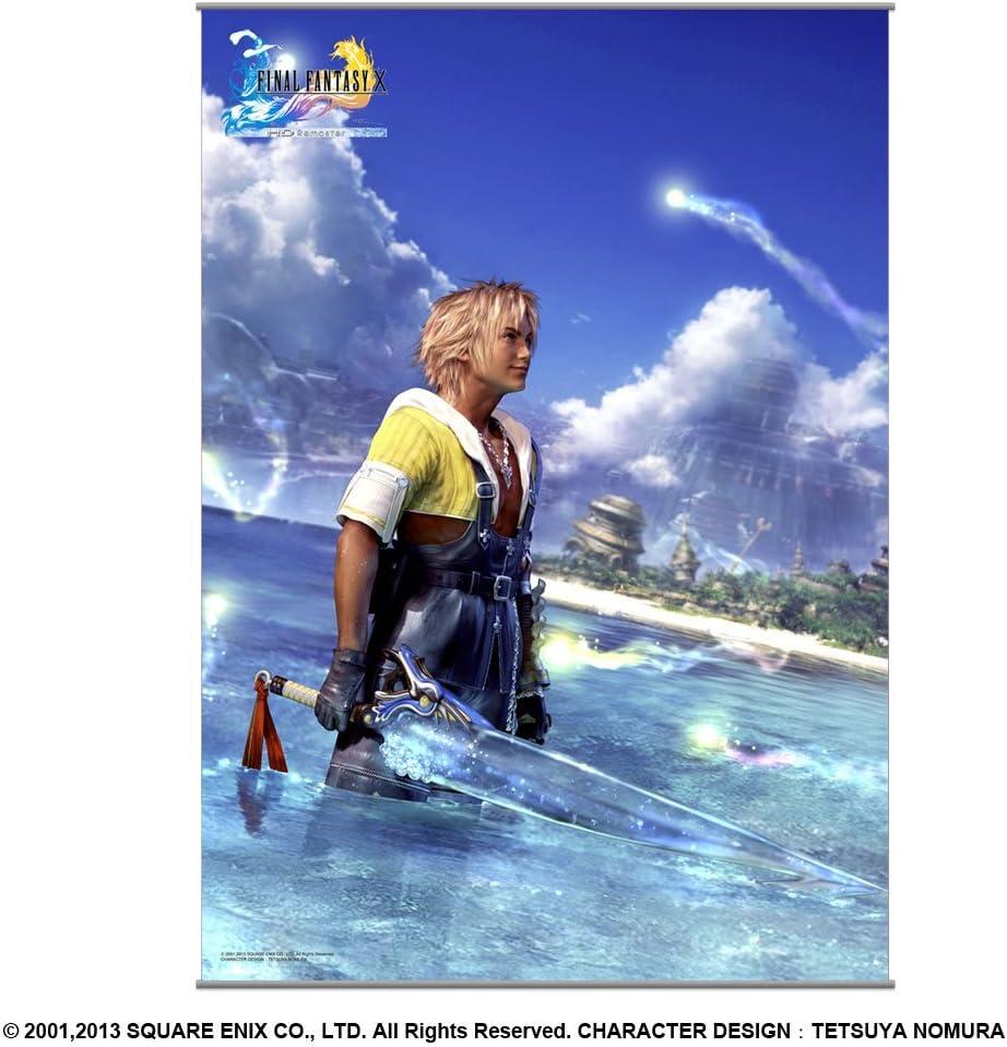 Wall Scroll Final Fantasy X Hd Remaster - Tidus [Importación Francesa]: Amazon.es: Videojuegos