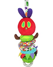 World of Eric Carle, The Very Hungry Caterpillar Activity Toy, Jiggle Caterpillar