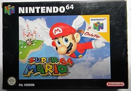 jeux flash mario 64
