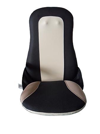 Amazon.com: Nueva 3d quad-roller Cojín de masaje Shiatsu con ...